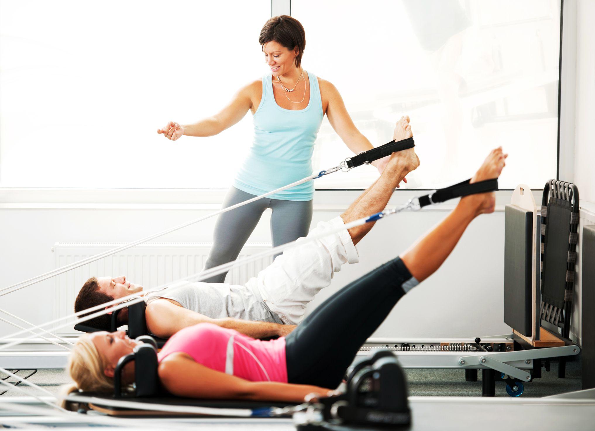 Wie man sich auf die Pilates-Lehrerausbildung vorbereitet