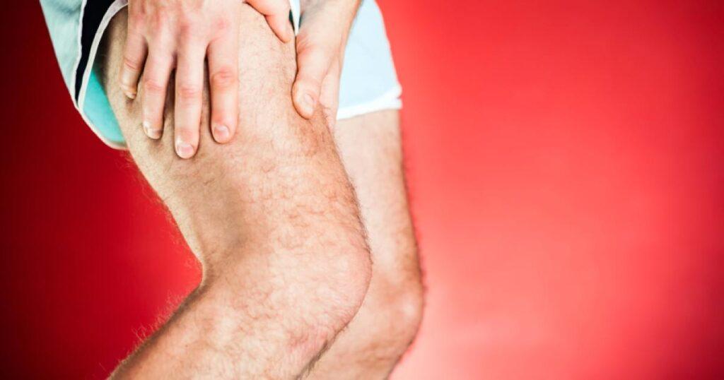 Oberschenkel Brennen Sensation - Symptome, Ursachen